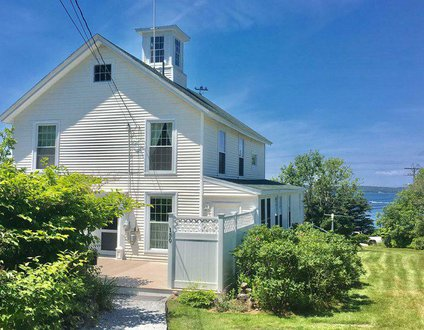The Villa | East Boothbay, Maine | Ocean Point | Family Vacation | Water Views | Pet Friendly