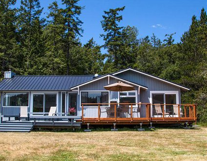 Lopez Island, Fisherman Bay Retreat