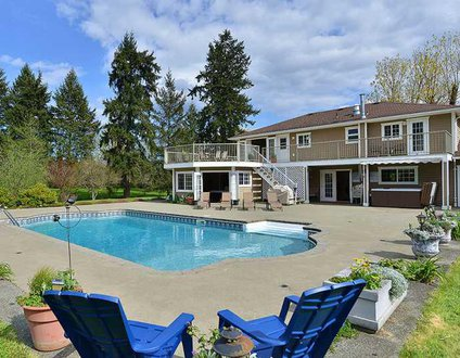 Cowichan Valley Country Villa