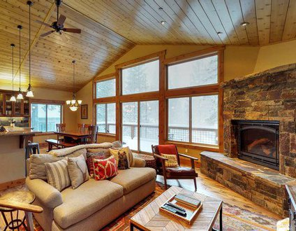 Tahoe Donner Upscale Mountain Escape