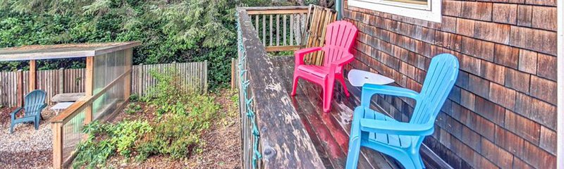 Heceta Beach Vacation Cottage