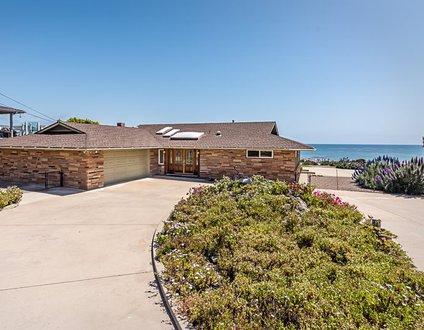 Elsa's Ocean Front Retreat-Monthly Rental