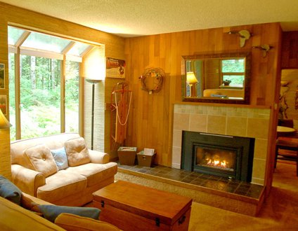84SW - Sauna - Soaker Tub - Fireplace - Sleeps 8