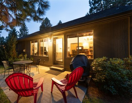Quail Pine Cabin Is Set Just South of The Old Mill With River Trail Access NEW AC!!!