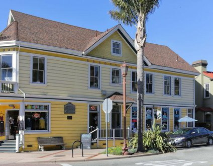 Chic Capitola Village Rental #1