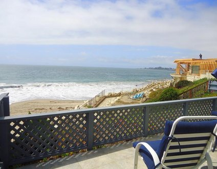 131/The Front Row *Oceanfront/Hot Tub*