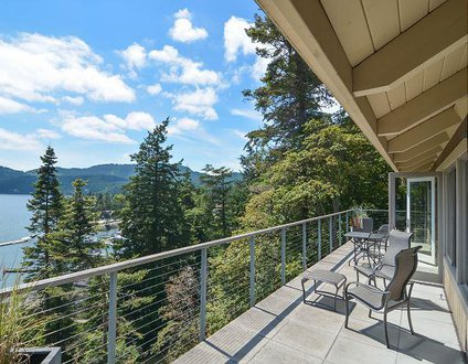 Orcas Island, The Residence at Rosario Resort