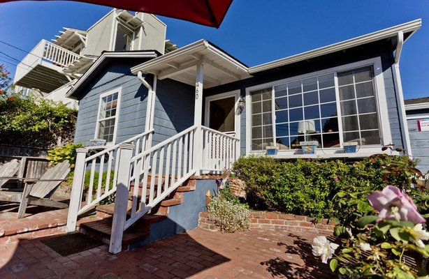 santa cruz beach cottage - Cottages For Less