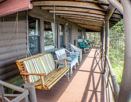 Sprucerock Cottage | Southport Island Maine | Oceanfront | Family Vacation | Pet-Friendly
