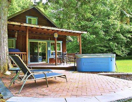 Mysty Mountain Cabin