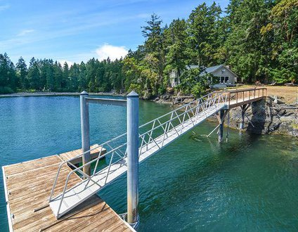 San Juan Island, Rocky Bay Retreat
