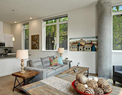 South Lake Union Townhome