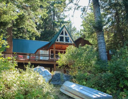 Doc Roys Legacy on Fish Lake