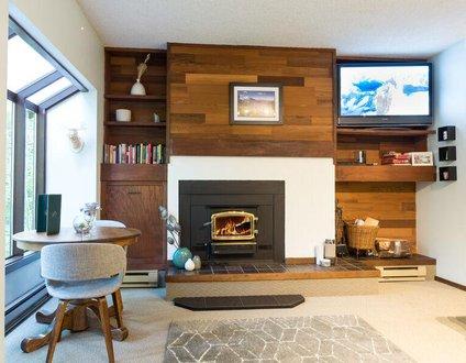 Cedar Suite at Snowater