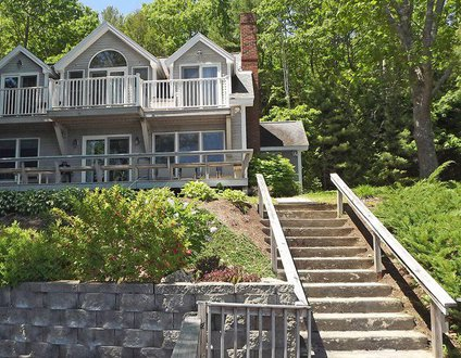Quahog Bay | Harpswell, Maine | Oceanfront | Boating | Dock & Float | Family Vacation