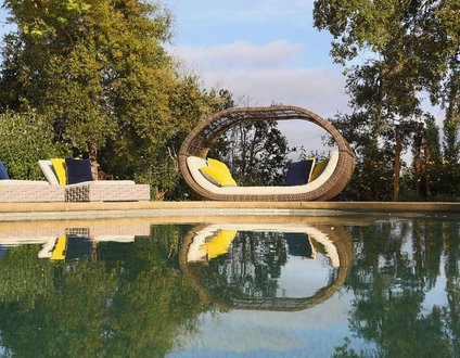 Your Own Private Resort in Healdsburg