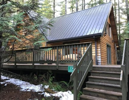 08MBR - Log Home - BBQ - WiFi - Sleeps 8