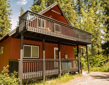 Otter Chalet on Fish Lake