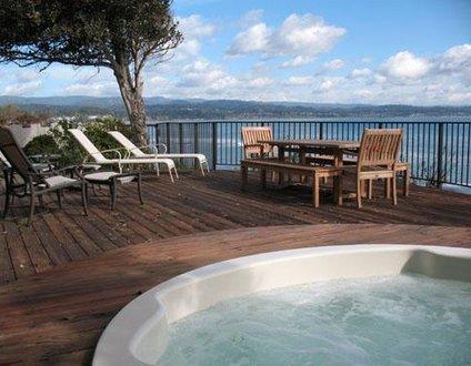 4190/Opal Cliff House *OCEAN VIEW/ HOT TUB*