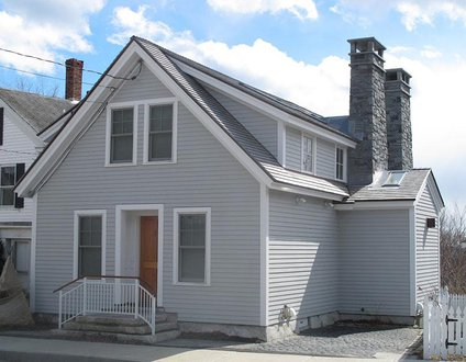 Rockport Harbor View Cottage