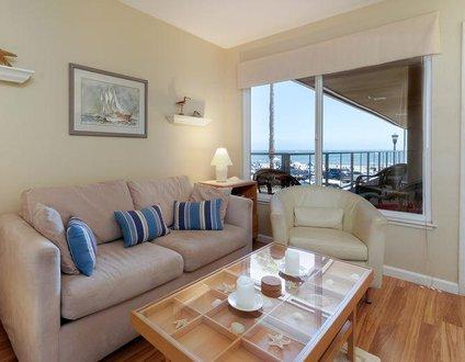Capitola Beach Views Vacation Rental