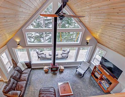 Marble Bay Lakefront House