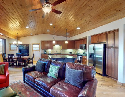 Truckee Meadows Retreat on the Golf Course