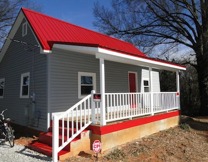 Swamp Rabbit Cottage