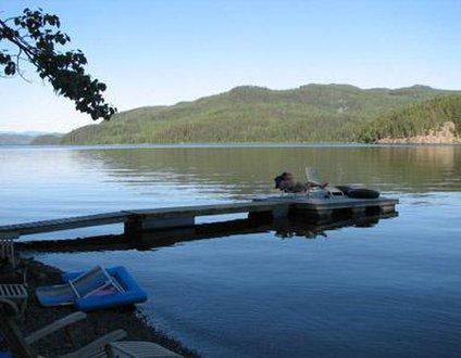 Canim Lake Cottage
