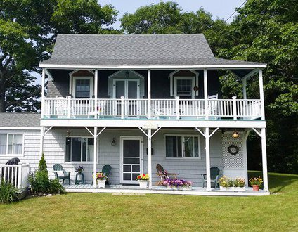 Ocean Peek | Ocean Point | East Boothbay | Family Vacation | Pet Friendly