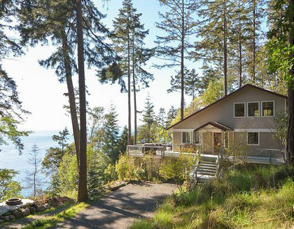 San Juan Island, Three Coves Hideaway