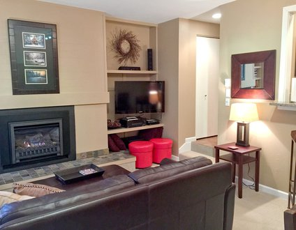 50SW - Heated Floors - Fireplace - Sleeps 4