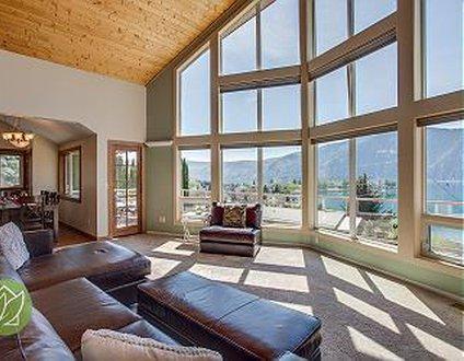 Lakeshore View Getaway