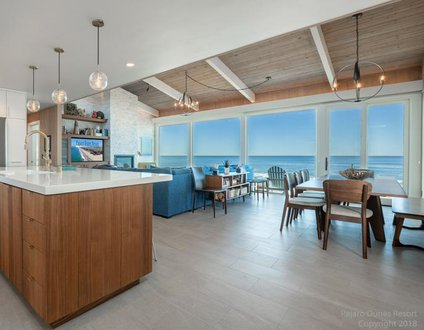 Beach Front Modern Coastal Home 55
