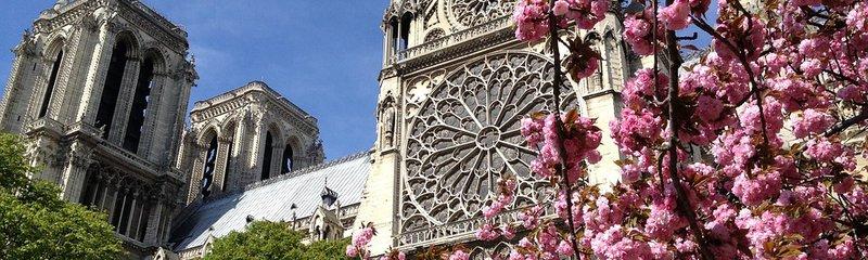 Paris in the Spring, romantic getaway