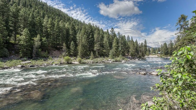 Leavenworth Wenatchee River Washington