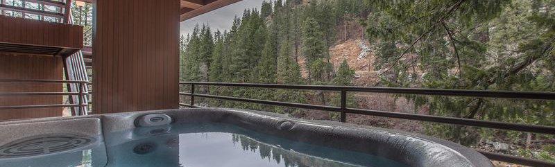 hot tubs Leavenworth