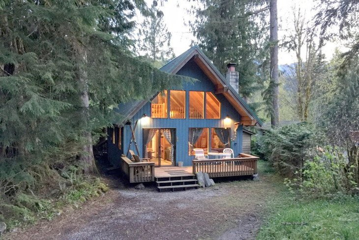 Awesome Cabins In Washington For Rent