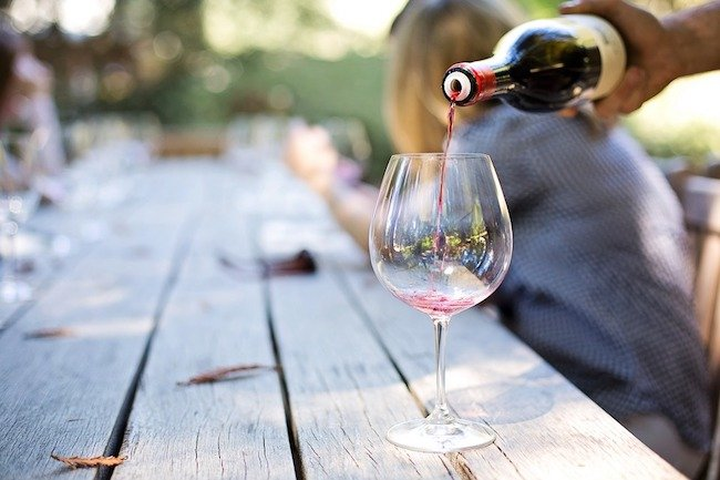 Healdsburg vacation rental wine tasting