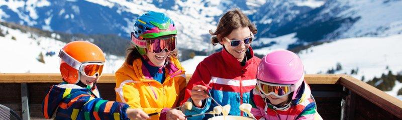 Tahoe family friendly apres ski