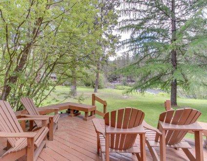 Metolius River Resort Cabin 10