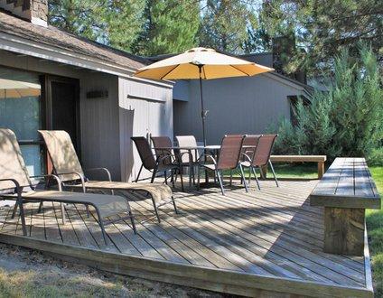 Sunriver, OR Meadow House 52