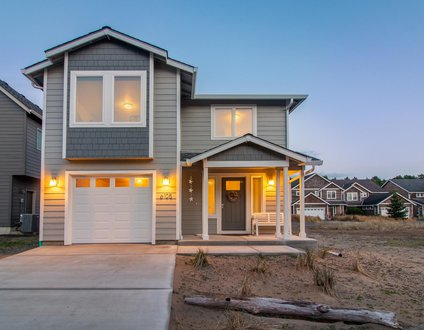 Paradise Found #113-Darling brand new Pacific City beach home