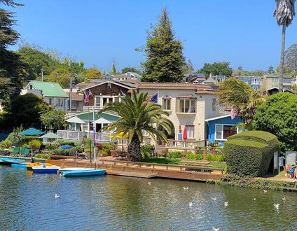 Riverview House in Capitola Village
