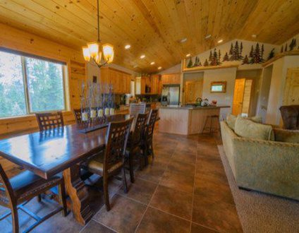 Duck Creek Mountain Cabin