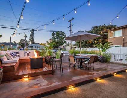 The Retreat, Unit 3 | Freshly Remodeled Patio with Hot Tub and Fire Pit!