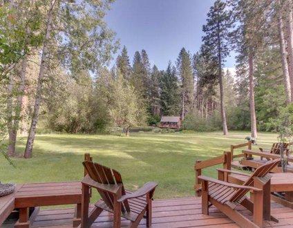 Metolius River Resort Cabin 4