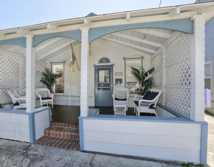 Capitola Beach Bungalow