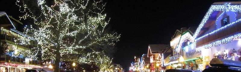 Leavenworth winter events