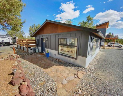 New Construction Guesthouse w/3 Sisters Mt. Views - Dog Friendly
